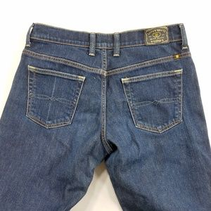 Lucky Brand Easy Rider Denim Jeans Straight Leg
